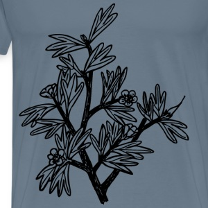 Antelope bitterbush - Men's Premium T-Shirt