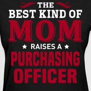 Purchasing Officer MOM - Women's T-Shirt