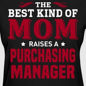 Purchasing Manager MOM - Women's T-Shirt