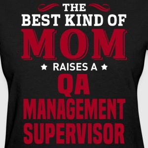 QA Management Supervisor MOM - Women's T-Shirt