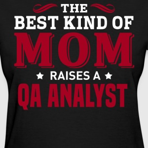 QA Analyst MOM - Women's T-Shirt