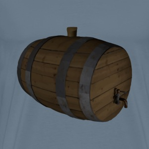 Beer barrel - Men's Premium T-Shirt