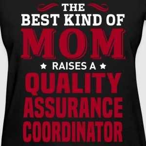 Quality Assurance Coordinator MOM - Women's T-Shirt