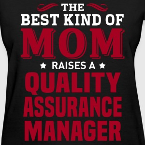 Quality Assurance Manager MOM - Women's T-Shirt