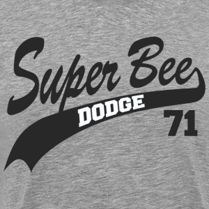 71 Super Bee - Men's Premium T-Shirt