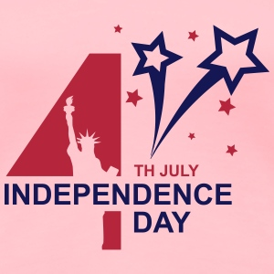 Independence Day - 4th of July T-Shirts - Women's Premium T-Shirt