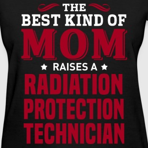 Radiation Protection Technician MOM - Women's T-Shirt