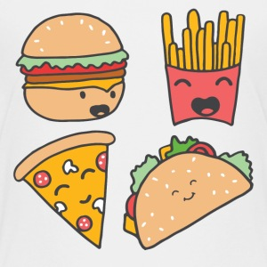 fast food friends - Kids' Premium T-Shirt