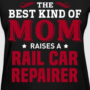 Rail Car Repairer MOM - Women's T-Shirt