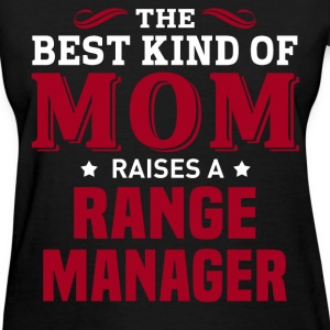 Range Manager MOM - Women's T-Shirt