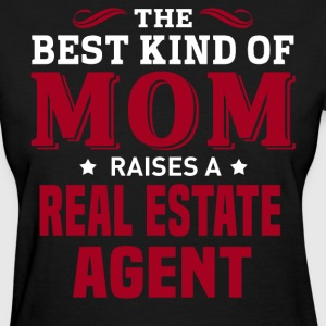 Real Estate Agent MOM - Women's T-Shirt