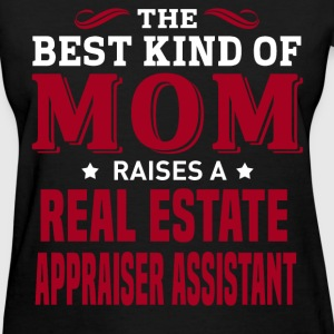 Real Estate Appraiser Assistant MOM - Women's T-Shirt