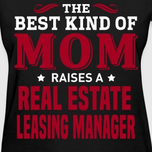 Real Estate Leasing Manager MOM - Women's T-Shirt