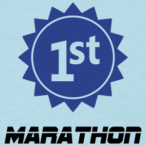 1st Marathon | Shirt for Runners T-Shirts - Women's T-Shirt