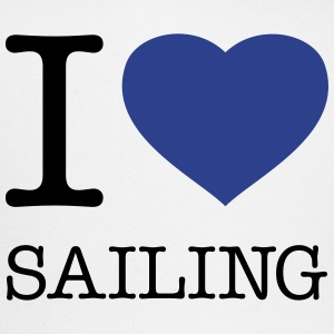 I LOVE SAILING - Trucker Cap