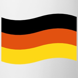 Flag of Germany  Mugs & Drinkware - Coffee/Tea Mug