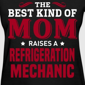 Refrigeration Mechanic MOM - Women's T-Shirt