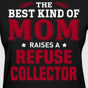 Refuse Collector MOM - Women's T-Shirt