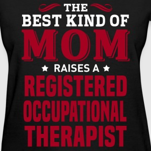 Registered Occupational Therapist MOM - Women's T-Shirt