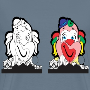 Clowns Carnival - Men's Premium T-Shirt