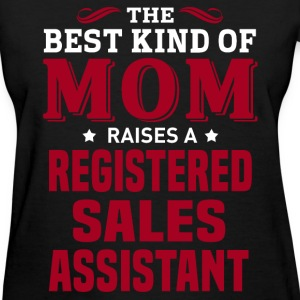Registered Sales Assistant MOM - Women's T-Shirt