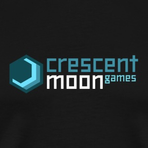 Crescent Moon Shirt - Men's Premium T-Shirt