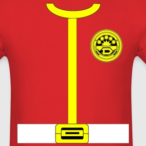 Dynaman Red - Men's T-Shirt