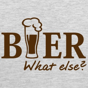Beer - What Else? Sportswear - Men's Premium Tank