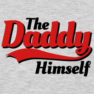 The daddy Himself Long Sleeve Shirts - Men's Premium Long Sleeve T-Shirt
