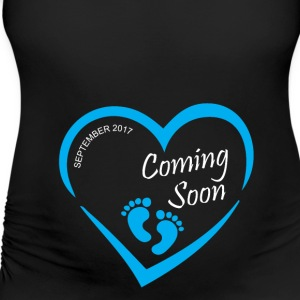 Baby coming soon T-Shirts - Women's Maternity T-Shirt