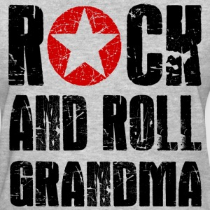 Rock and Roll Grandma T-Shirts - Women's T-Shirt