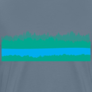 River of Water - Men's Premium T-Shirt