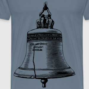 Liberty Bell - Men's Premium T-Shirt