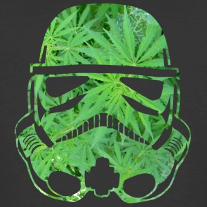 Weed Trooper - Men's 50/50 T-Shirt