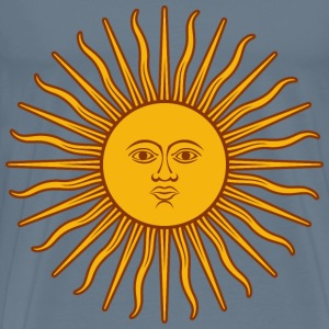 Blazing sun 3 - Men's Premium T-Shirt