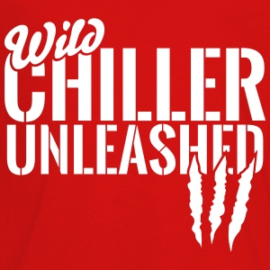 wild chiller unleashed Kids' Shirts - Kids' Premium Long Sleeve T-Shirt