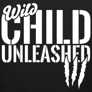 wild child unleashed Sportswear - Men's Premium Tank