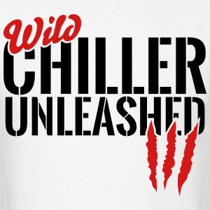 wild chiller unleashed T-Shirts - Men's T-Shirt