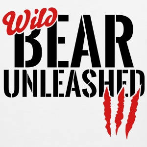 wild bear unleashed Sportswear - Men's Premium Tank