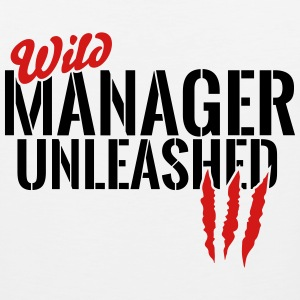 wild manager unleashed Sportswear - Men's Premium Tank