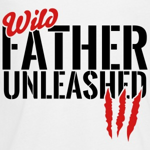 wild father unleashed Kids' Shirts - Kids' Premium Long Sleeve T-Shirt