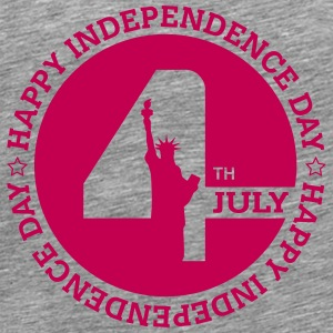 July 4th - Independence Day T-Shirts - Men's Premium T-Shirt