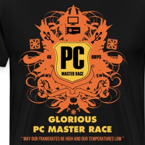 PC Master Race T-Shirts - Men's Premium T-Shirt