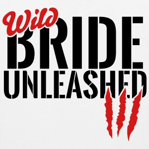 wild bride unleashed Sportswear - Men's Premium Tank