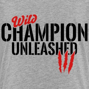 wild champion unleashed Kids' Shirts - Kids' Premium T-Shirt