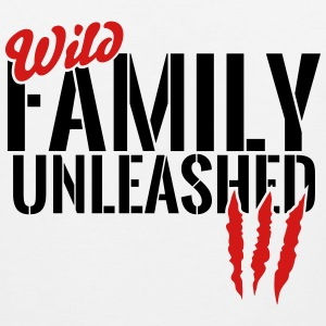 wild family unleashed Sportswear - Men's Premium Tank