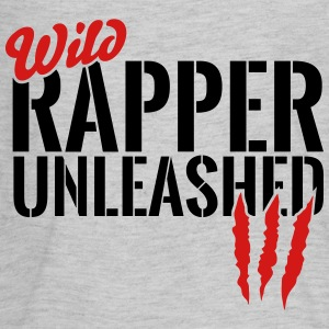 wild rapper unleashed Kids' Shirts - Kids' Premium Long Sleeve T-Shirt