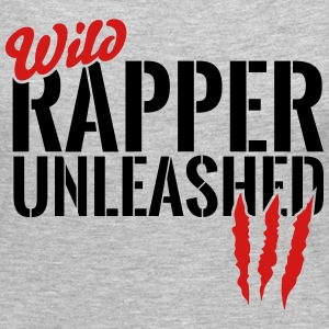 wild rapper unleashed Long Sleeve Shirts - Women's Premium Long Sleeve T-Shirt