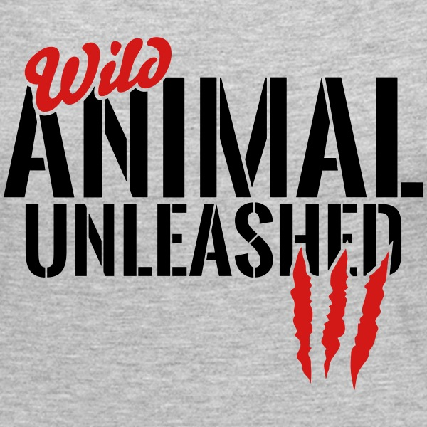 wild animal unleashed Long Sleeve Shirts - Women's Premium Long Sleeve T-Shirt