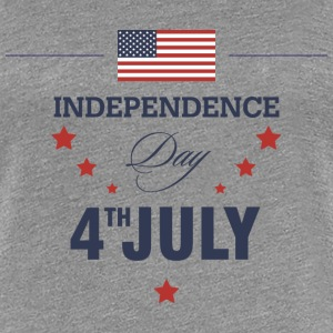 July 4th - Happy Independence Day T-Shirts - Women's Premium T-Shirt